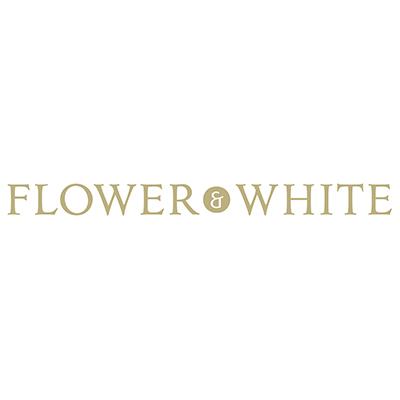 Flower & White
