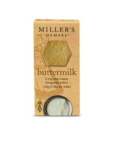 Artisan Biscuits - Miller's Damsel, Buttermilk Wafers - 6 x 125g