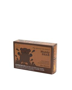My Favourite Bear - Muddy Bear All Butter Chocolate Biscuits with Milk Chocolate Chips - 12 x 100g