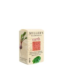 Artisan Biscuits - Miller's Earth Potatoes, Beetroot & Spinach Crackers - 12 x 100g