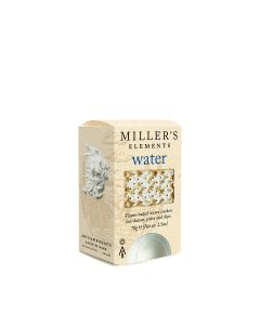 Artisan Biscuits - Miller's Water Flame Baked Water Crackers - 12 x 70g