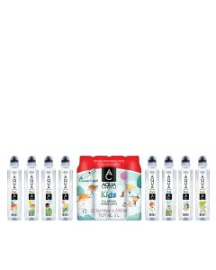 Aqua Carpatica - KIDS Pet Still Natural Mineral Water - 12 x 250ml