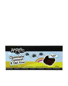Angelic Gluten Free - Chocolate, Coconut & Oat Slices - 6 x 180g