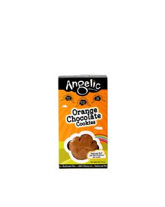 Angelic Gluten Free - Orange Chocolate Cookies - 8 x 125g