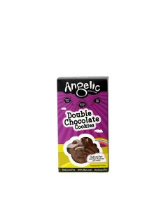 Angelic Gluten Free - Double Chocolate Cookies  - 8 x 125g