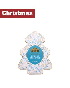 Ahmad Tea - Enchanted Christmas Tree Caddy - 24 x 40g