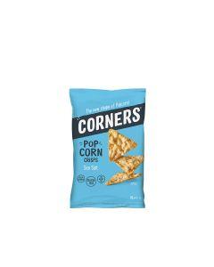 Corners - Pop Corn Crisps - Sea Salt - 8 x 85g