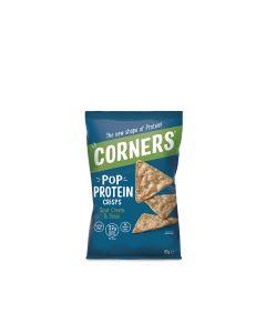 Corners - Pop Protein Crisps - Sour Cream & Onion - 8 x 85g