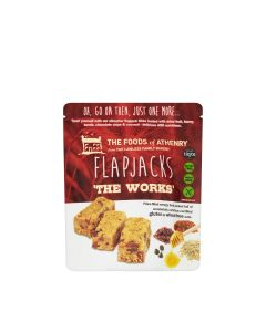 Foods of Athenry, The - All Butter Flapjack Mini Bites, The Works - 12 x 150g
