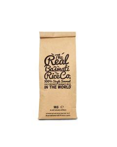 Real Basmati Rice Company, The - White Basmati Rice - 10 x 1kg