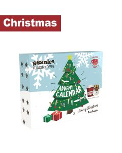 Beanie Coffee - 24 Day Advent Calendar - 1 x 142g