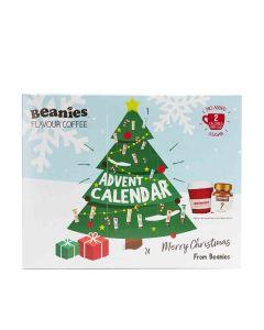 Beanies Coffee - 24 Day Advent Calendar - 1 x 24g