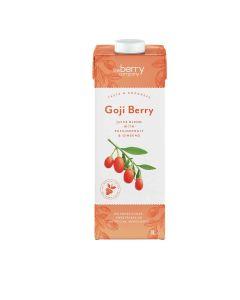 Berry Juice Company, The - Goji Berry & Turmeric Juice - 12 x 1L