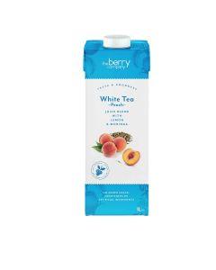 Berry Juice Company, The - White Tea & Moringa Juice - 12 x 1L