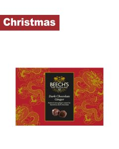 Beech's - Dark Chocolate Ginger - 6 x 200g