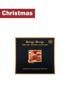 Booja Booja - Organic Hazelnut Crunch Chocolate Truffles - 8 x 104g