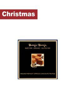 Booja Booja - Organic Around Midnight Espresso Chocolate Truffles - 8 x 104g