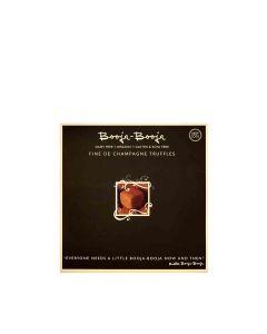 Booja-Booja - Organic Fine De Champagne Truffles - 6 x 138g