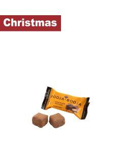 Booja Booja - Organic Two Truffle Packs: Almond Salted Caramel & Chocolate Truffle - 16 x 23g