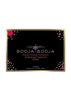 Booja-Booja - Organic Honeycomb Caramel Chocolate Truffles - 8 x 92g