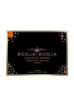 Booja-Booja - Organic Chocolate Orange Chocolate Truffles - 8 x 92g