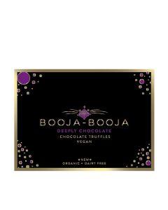 Booja-Booja - Organic Deeply Chocolate Truffle Pack - 8 x 92g