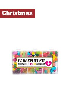 Infinity Brands - Poshpin - Novelty Pain Relief Kit - 12 x 428g
