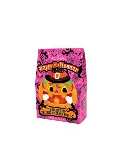 Poshpin - Halloween Pumpkin Carton Filled with Halloween Shapes Vegan Gummy Candy Mix - 12 x 110g