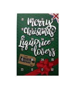 Black Liquorice Co. - Advent Calendar - 10 x 350g