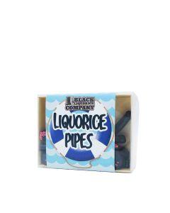Black Liquorice Co. - Liquorice Pipes - 6 x 120g