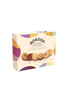 Border Biscuits - Gift Box of Classic Biscuits - 6 x 400g