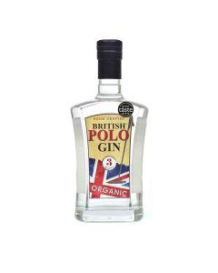 British Polo Gin - 100% Organic 42% Abv - 6 x 700ml