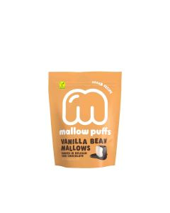 Baru - Vanilla Bean Mallows Dunked in Belgian Dark Chocolate - 6 x 100g