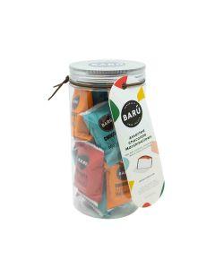 Baru - Assorted Chocolate Marshmallows in Gift Jar - 6 x 208g