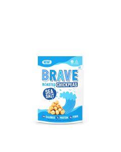 Brave Foods - Roasted Chickpeas Sea Salt - 12 x 35g