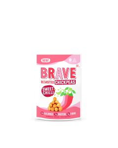 Brave Foods - Roasted Chickpeas Sweet Chilli - 12 x 35g