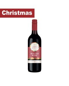 Broadlands Winery - Belgars Mulled Wine 8% Abv - 6 x 750ml
