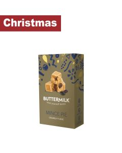 Buttermilk - Mince Pie Fudge - 14 x 100g