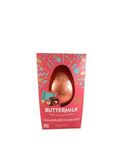 Buttermilk - Hazelnut Duo Easter Egg - 6 x 235g
