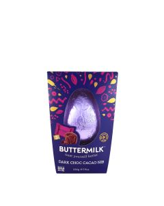 Buttermilk - Caramelised Cacao Nib Easter Egg - 6 x 235g