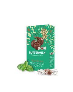 Buttermilk - Mint Choccy Truffles Stocking Filler - 7 x 80g