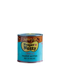 Proper Nutty - Proper Nutty - Slightly Salted Peanut Butter - 2 x 1kg