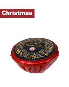 Buxton Pudding - Hand Made Christmas Pudding Large - 6 x 800g
