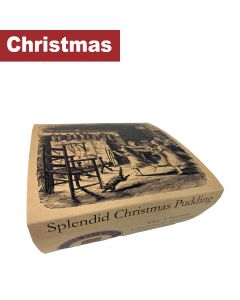 Buxton Pudding - Mason & Cash Splendid Christmas Pudding - 6 x 820g