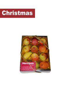 Bysel - Marzipan Fruits 12 piece - 16 x 170g