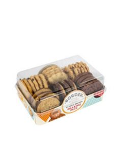 Border Biscuits - Sharing Pack of Biscuits - 4 x 400g