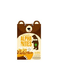 Bear - Multigrain Alphabites - 4 x 350g