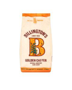 Billington's - Golden Caster Sugar - 10 x 1kg