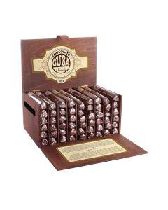 Venchi - Venchi Assorted Cigars Wood Display Box - 54 x 100g