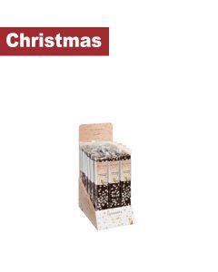 Quaranta - Cocoa & Hazelnuts Soft Nougat Bars - 18 x 100g